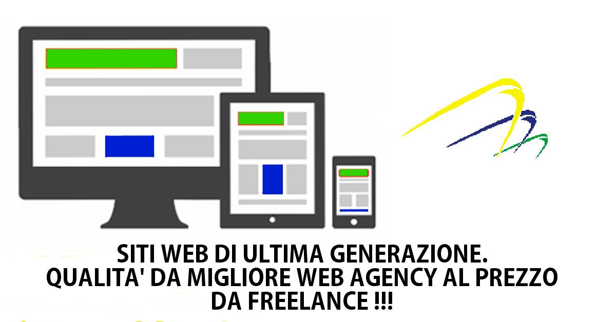 realizzazione sito web venezia