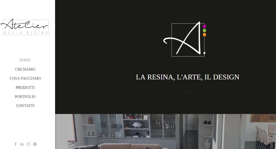 Realizzazione sito web Artigiani Posatori a Brugherio (MB)