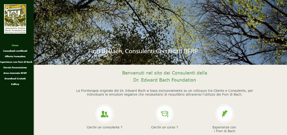 Restyling sito web Bachitalia.it