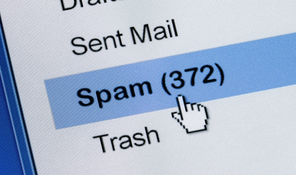 come sapere se email e finita in spam